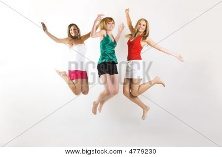 Some Women Are Jumping