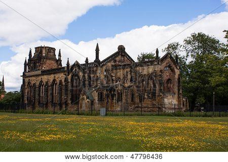 Holy trinity church.