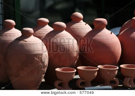 Souvenir Pottery ..