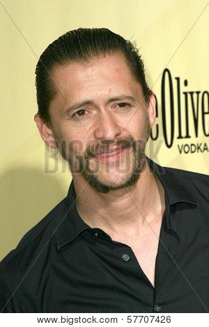Clifton Collins Jr. at the Los Angeles Premiere of 'Extract'. Arclight Hollywood, Hollywood, CA. 08-24-09