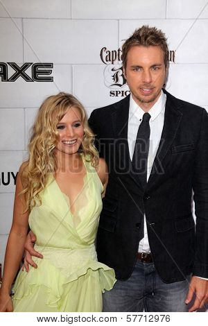 Kristen Bell, Dax Shepard at Spike TV's 2012