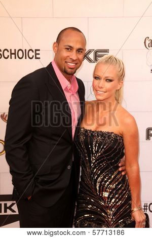 Hank Baskett, Kendra Wilkinson at Spike TV's 2012