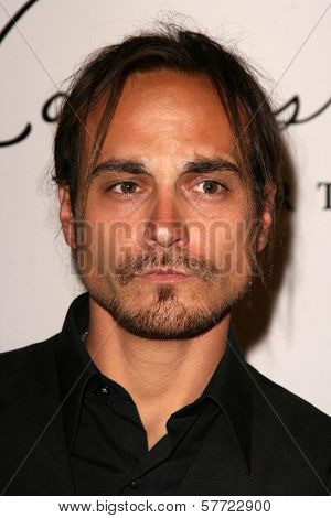 Daniel Buran  at the Debut of Loomstate for Target. Big Red Sun, Venice, CA. 04-14-09
