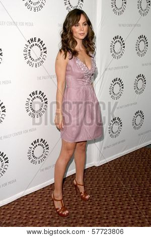 Eliza Dushku  at 'Dollhouse' presented by the Twenty-Sixth Annual William S. Paley Television Festival. Arclight Cinerama Dome, Hollywood, CA. 04-15-09