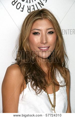 Dichen Lachman  at 'Dollhouse' presented by the Twenty-Sixth Annual William S. Paley Television Festival. Arclight Cinerama Dome, Hollywood, CA. 04-15-09