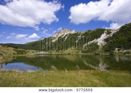 Satorsko Lake - In The Western Regions Of Bosnia