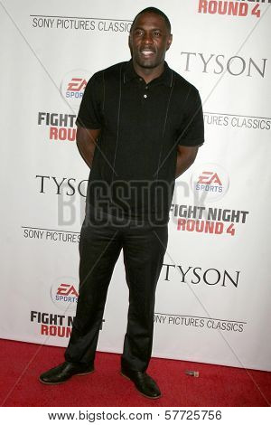 Idris Elba  at the Los Angeles Premiere of 'Tyson'. Pacific Design Center, West Hollywood, CA. 04-16-09