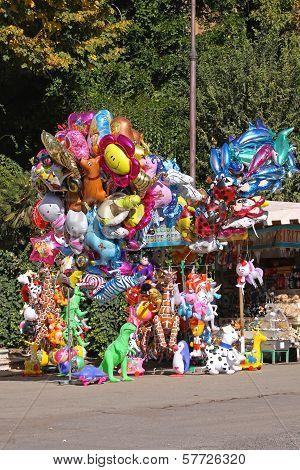 Balloon Kiosk