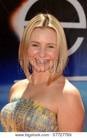 Beverley Mitchell  at the World Premiere of 'Earth'. El Capitan Theatre, Hollywood, CA. 04-18-09