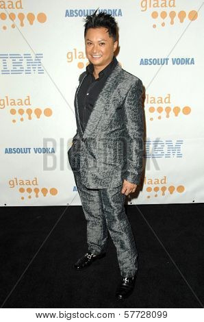 Alec Mapa  at the 20th Annual GLAAD Media Awards. Nokia Theatre, Los Angeles, CA. 04-18-09