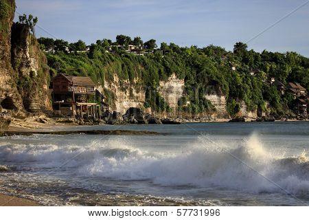 Beautiful Balinese Dreamland Beach