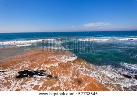 Pollution Effect In Ocean