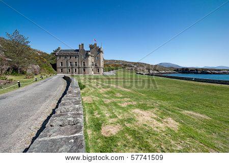 Amhuinnsuidhe Castle, Isle Of Harris, Scotland