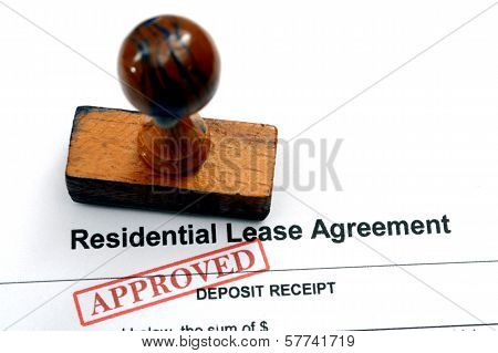 Lease Agreement - Approved
