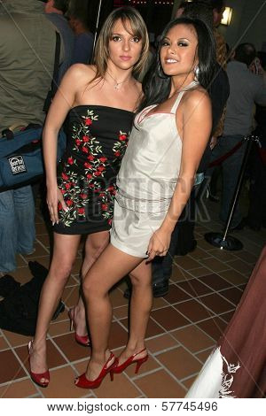 Lexi Love and Kaylani Lei at the Los Angeles Premiere of 'Naked Ambition an R-Rated Look at an X-Rated Industry'. Laemmle Sunset 5 Cinemas, West Hollywood, CA. 04-30-09