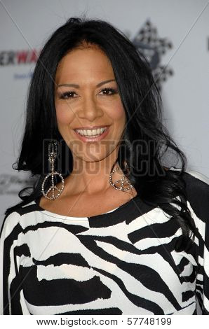 Sheila E  at the 'The Rally for Kids with Cancer Scavenger Cup' Qualifiers Celebrity Draft Party. Roosevelt Hotel, Hollywood, CA. 05-01-09