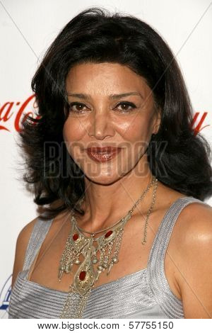 Shohreh Aghdashloo at the 2009 Noche De Ninos Gala. Beverly Hilton Hotel, Beverly Hills, CA. 05-09-09