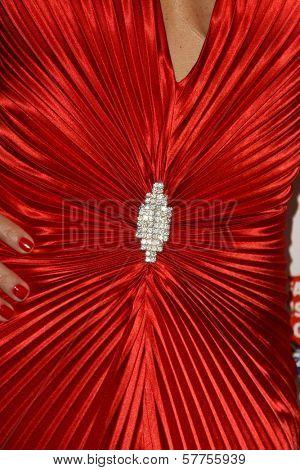 Sandra Vidal's Jewelry  at the 2009 Noche De Ninos Gala. Beverly Hilton Hotel, Beverly Hills, CA. 05-09-09