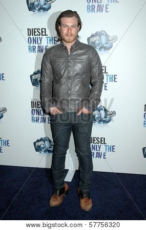 Noah Segan  at Diesel's 'Only The Brave' Launch Party. Diesel, West Hollywood, CA. 05-09-09