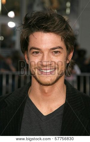 Craig Horner  at the World Premiere of 'Drag Me To Hell'. Grauman's Chinese Theatre, Hollywood, CA. 05-12-09