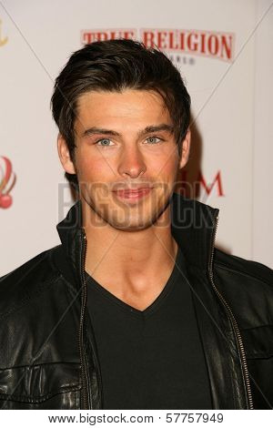 Adam Gregory  at the 2009 Maxim 100 Party. Barker Hanger, Santa Monica, CA. 05-13-09