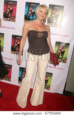 Lisa Arturo at the Los Angeles Premiere of