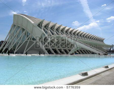 Valencia, El Museo de las Ciencias Principe Felipe
