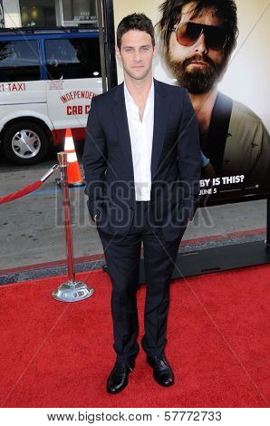 Justin Bartha  at the Los Angeles Premiere of 'The Hangover'. Grauman's Chinese Theatre, Hollywood, CA. 06-02-09