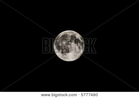 Full Moon Detailed