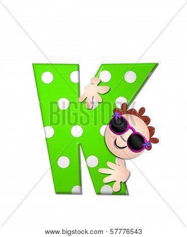 Alphabet Bahama Sunny K