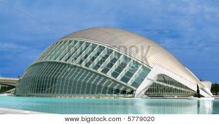 Valencia, Hemisferic