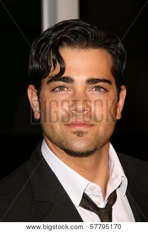 Jesse Metcalfe at the U.S. Premiere of 'Watchmen'. Grauman's Chinese Theatre, Hollywood, CA. 03-02-09