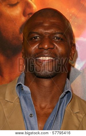 Terry Crews at the U.S. Premiere of 'Watchmen'. Grauman's Chinese Theatre, Hollywood, CA. 03-02-09