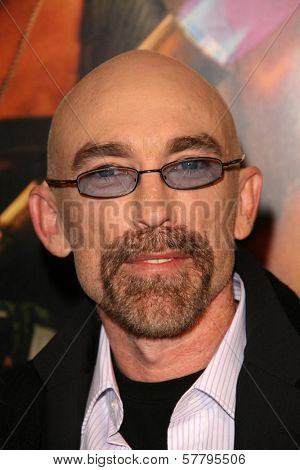 Jackie Earle Haley at the U.S. Premiere of 'Watchmen'. Grauman's Chinese Theatre, Hollywood, CA. 03-02-09