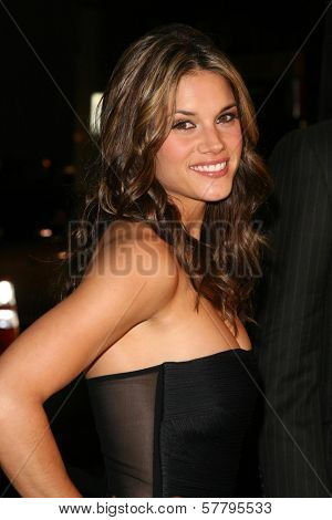 Missy Peregrym at the U.S. Premiere of 'Watchmen'. Grauman's Chinese Theatre, Hollywood, CA. 03-02-09