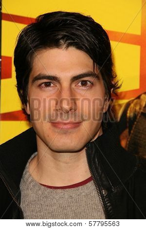 Brandon Routh at the U.S. Premiere of 'Watchmen'. Grauman's Chinese Theatre, Hollywood, CA. 03-02-09