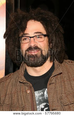 Adam Duritz at the U.S. Premiere of 'Watchmen'. Grauman's Chinese Theatre, Hollywood, CA. 03-02-09