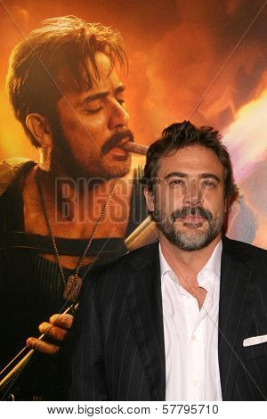 Jeffrey Dean Morgan at the U.S. Premiere of 'Watchmen'. Grauman's Chinese Theatre, Hollywood, CA. 03-02-09