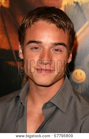 Brando Eaton at the U.S. Premiere of 'Watchmen'. Grauman's Chinese Theatre, Hollywood, CA. 03-02-09