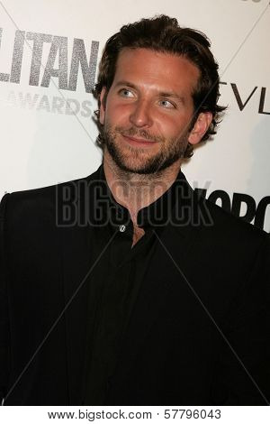 Bradley Cooper  at Cosmopolitan's 2009 Fun Fearless Awards. SLS Hotel, Beverly Hills, CA. 03-02-09