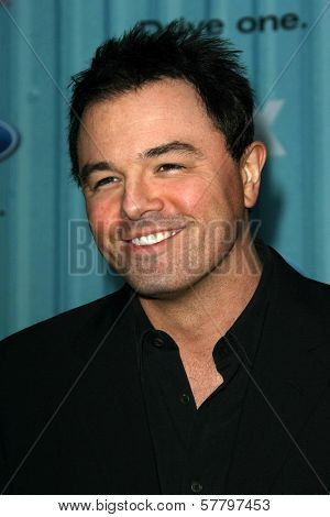 Seth MacFarlane  at the 'American Idol' Top 12 Party. Area, Los Angeles, CA. 03-05-09