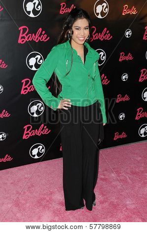 Ashley Argota  at Barbie's 50th Birthday Party. Barbie's Real-Life Malibu Dream House, Malibu, CA. 03-09-09