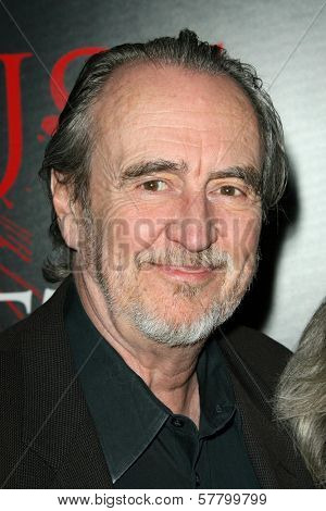 Wes Craven  at the Los Angeles Premiere of 'The Last House On The Left'. Arclight Hollywood,Hollywood, CA. 03-10-09