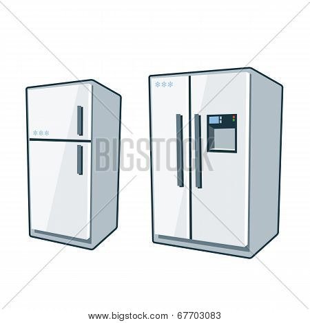 Home Appliances 1 - Refrigerators