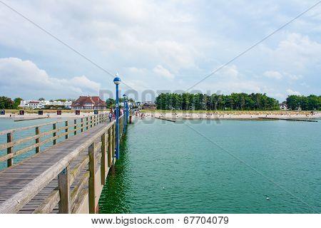 Zingst Beach Promenade