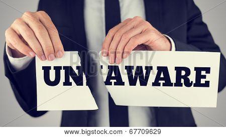 Unaware