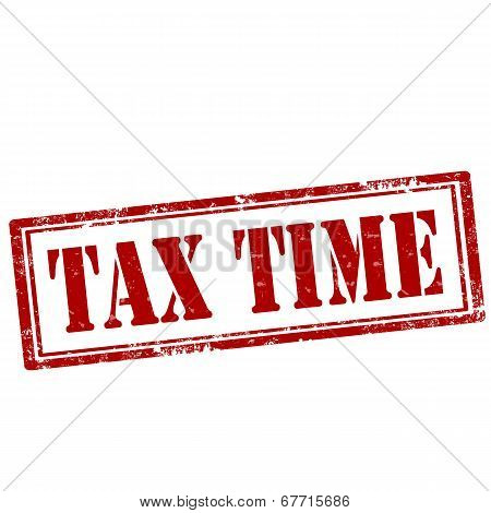 Tax Time-stamp