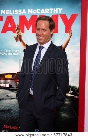 LOS ANGELES - JUN 30:  Nat Faxon at the