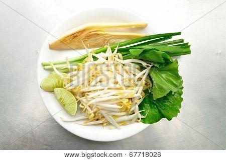 Mix Of Thai Vegetable