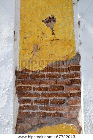 Multi Textured Brick Background